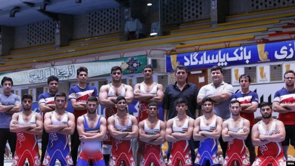 کشتی فرنگی جوانان ایران با ۴ طلا قهرمان جهان شد
