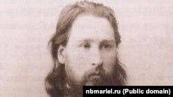 Тихон Ефремов. Фото из архива Национальной Библиотеки Марий Эл