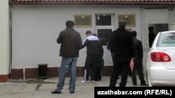 Harby wekilçilik, Aşgabat (arhiw suraty)