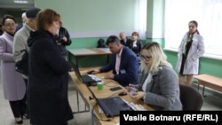 Primul tur al alegerilor locale la Chișinău, 20 octombrie 2019