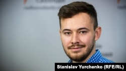 Григорий Фролов, директор Дома свободной России в Киеве