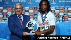 SOCAR Young player Euro 2016
