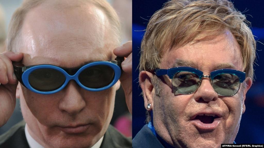 Bu dəfə Elton Johnla Putinin özü danışdı-NƏ BARƏDƏ?