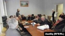 Башкортстан татар җәмәгатьчелек оешмалары вәкилләре утырышы