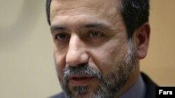 Kryenegociatori i Iranit, Abbas Araqchi.