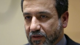 Abbas Araghchi: 'Differences too big'
