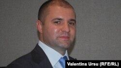 Ministrul Justiţiei Vladimir Cebotari