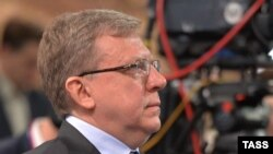 Former Finance Minister Aleksei Kudrin (file photo)