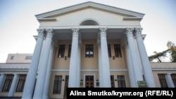 Здание театра имени Чехова, Ялта
