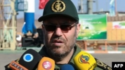 Iranian Defense Minister Hossein Dehgan (file photo)