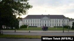 Palatul prezidențial Bellevue
