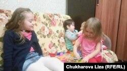 Дети в семье Виктории