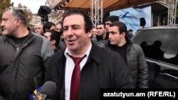 Лидер партии «Процветающая Армения» Гагик Царукян (архив)