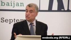 Azərbaycan energetika naziri Natiq Əliyev