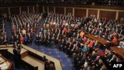 Конгресстің жалпы жиналысы. АҚШ, Вашингтон, 8 қыркүйек 2011 жыл. (Көрнекі сурет)