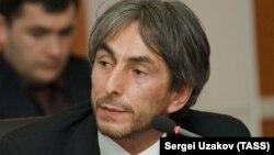 Бывший член Совета Федерации от Чечни Умар Джабраилов.