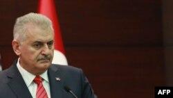 Binali Jildirim, premijer Turske
