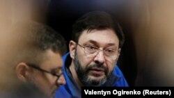 Кирилл Вышинский на суде, 15 июля 2019 года