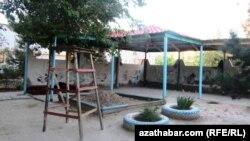 Детский сад в Ашхабаде. Иллюстративное фото.