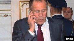 Міністр закордонних справ Росії Сергій Лавров прибув до французької столиці для участі в переговорах у «нормандському форматі»