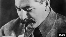 Советский диктатор Иосиф Сталин.