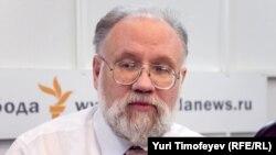 Председатель Центризбиркома России Владимир Чуров