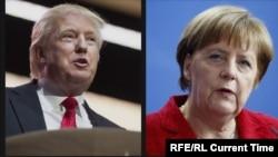 German kansleri Angela Merkel we ABŞ-nyň prezidenti Donald Tramp telefonda gürleşdi.