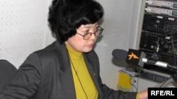 Бүбүкан Акматжан кызы Досалиева. 18.1.2009.