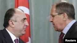 Ռուսաստանի եւ Ադրբեջանի արտգործնախարարների հանդիպումը Մոսկվայում, արխիվ