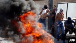 Столкновения в Иерусалиме 2 июля