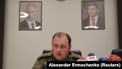 Дмитрий Трапезников, мэр г. Элисты
