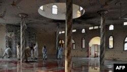 Напад на џамија во Пакистан