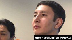 Әнуар Жайнақов, Қазақстан СІМ баспасөз хатшысы.