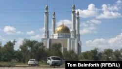 Мечеть «Нур-Гасыр» в городе Актобе. Иллюстративное фото.