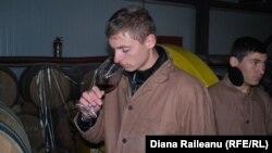 Degustarea de vin