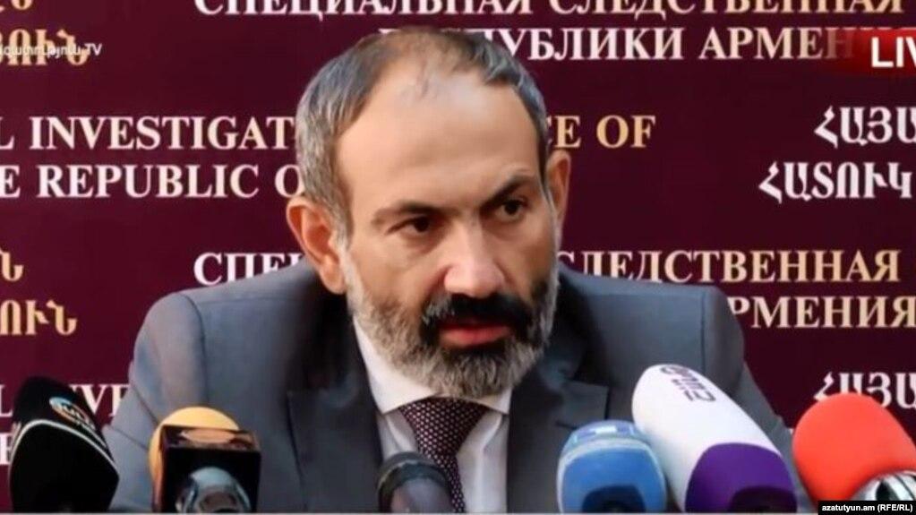 Пашинян призвал телеканалы не заниматься «антигосударственной пропагандой»