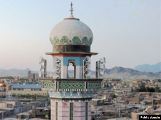 مسجدی در زاهدان