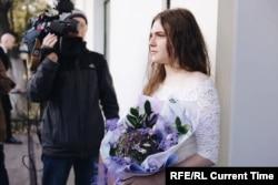 """Обвиняемая по делу """"Нового величия"""" Анна Павликова"""