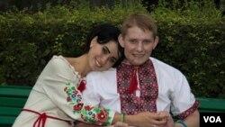 Вадим и Елена Ушаковы