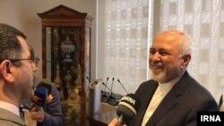 جواد ظریف وزیر خارجه ایران