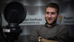Журналіст Тарас Ібрагімов
