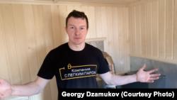 Георгий Дзамуков