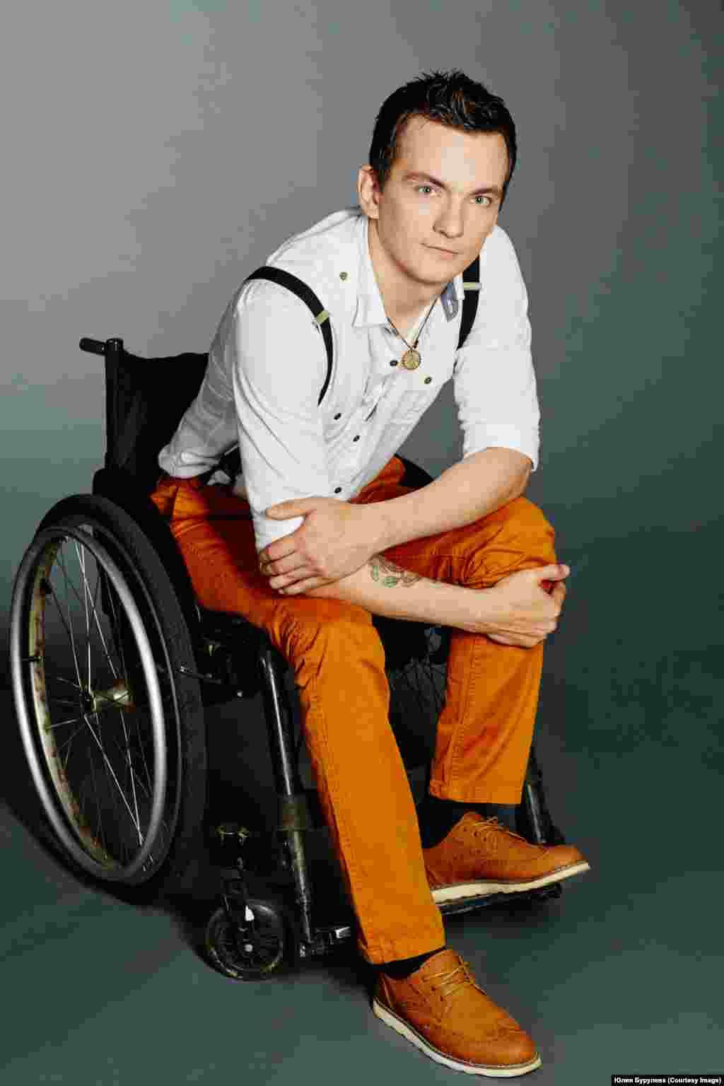 Владимир Кузнецов: «Общество зачастую не хочет принимать во внимание тот факт, что инвалиды –это молодой, перспективный и целеустремленный пласт населения, поэтому мы должны сами заявлять об этом».