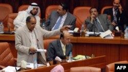 نمایی از پارلمان بحرین