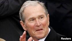 George W. Bush, bivši predsjednik SAD