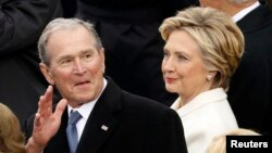 د امریکا پخوانی ولسمشر جورج ډبلیو بوش