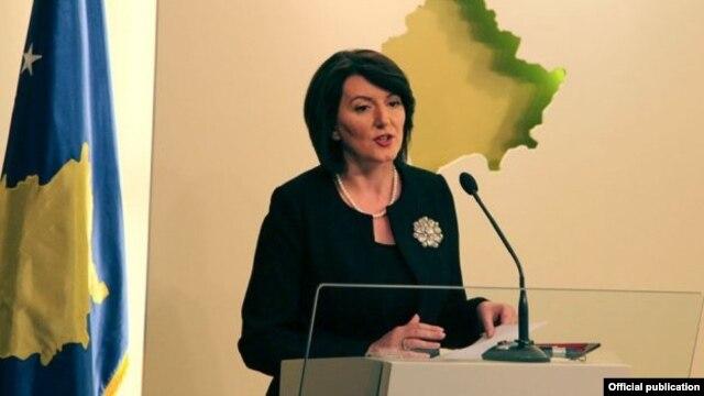 Jahjaga: Lufta kundër ekstremizmit dhe korrupsionit do të vazhdojë