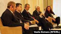 La Forumul European de la Chișinău