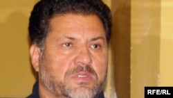 Ghulam Faruq Wardak is seeking to continue as education minister.