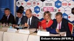 Međunarodna konferencija oglobalnim procesima i bezbjednosti na Jugoistoku Evrope, Banjaluka